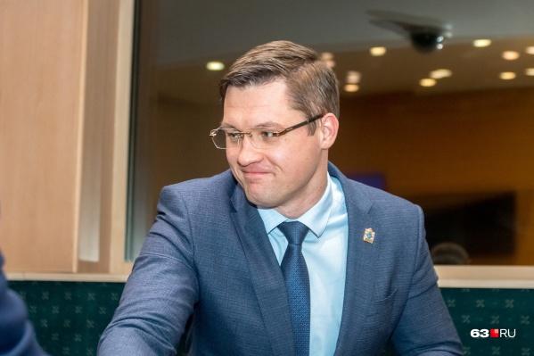 Евгений Чудаев возглавляет Минстрой с 2018 года