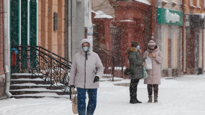Кузбассовцы почти в 2 раза чаще болели пневмонией в этом году. Сравниваем данные разных лет