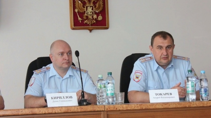 Сызранской полиции назначили нового начальника после коррупционного скандала