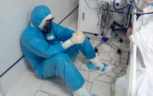 Уфимский врач, который рассказал о смерти пациента с коронавирусом: «Руководство было не в восторге»
