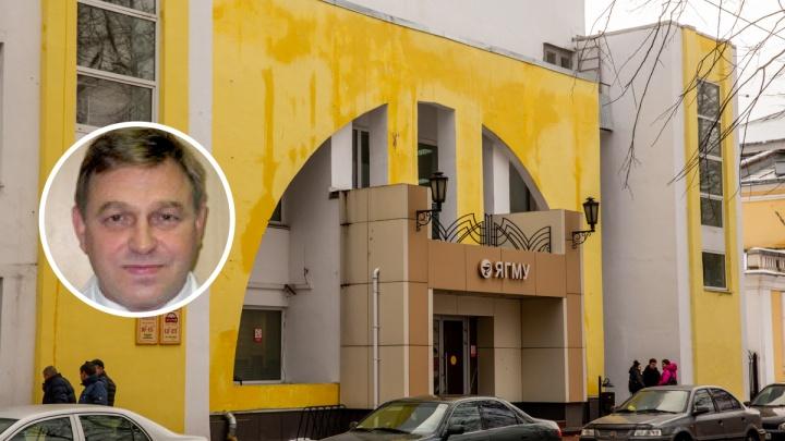 В Ярославле умер 58-летний профессор ЯГМУ Александр Иванов