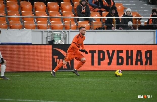 Один из самых опытных футболистов «Урала» покинет клуб ради своего бизнеса