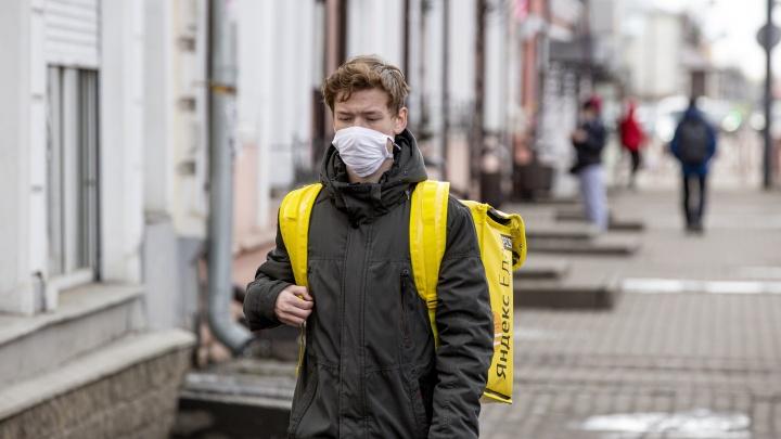 «Работай, а потом ещё и маски шей! Круто!»: ярославцы ответили властям о масочном режиме