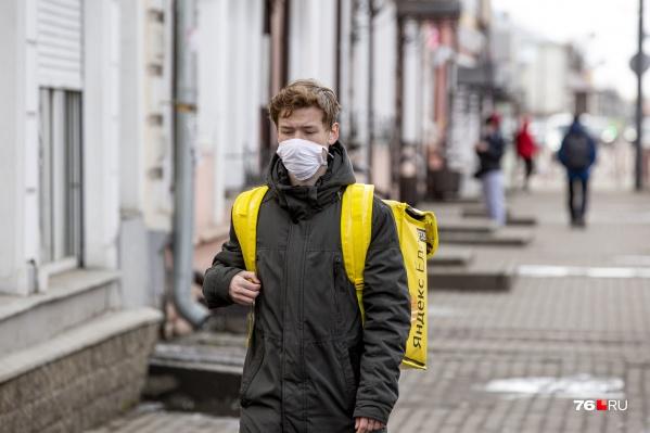 С 10 мая в Ярославской области ввели масочный режим