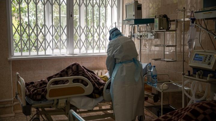 В Нижегородской области от коронавируса умерли более 300 человек
