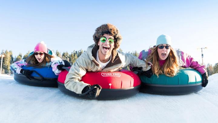 Впервые в Екатеринбурге пройдут соревнования по скоростному спуску с препятствиями на «бубликах»