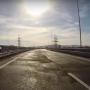«К покрытию есть вопросы»: житель Самарской области показал вблизи трёхуровневую развязку на М-5