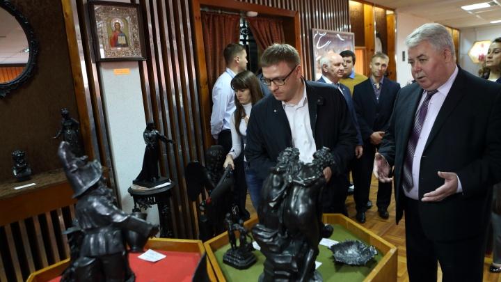 Гендиректор завода «Росатома» в Челябинской области самоизолировался из-за пандемии коронавируса