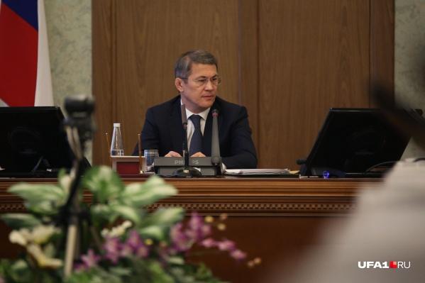 В документе указывалось, что указ Радия Хабирова об антиковидных запретах ущемляет права жителей