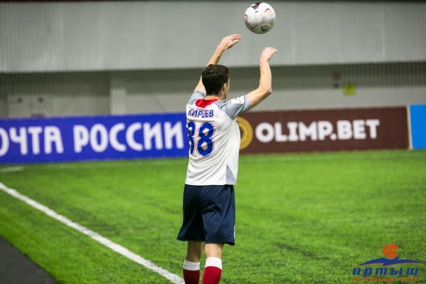 Игорь Киреев стал автором голевой передачи в этом матче