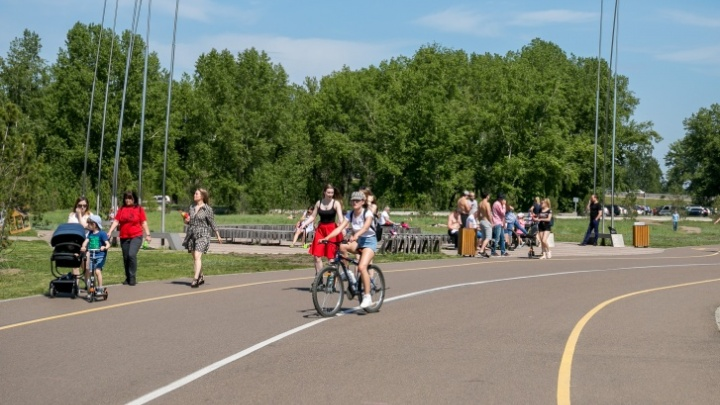 Велопрокатчики нашли способ саботировать торги на Татышеве