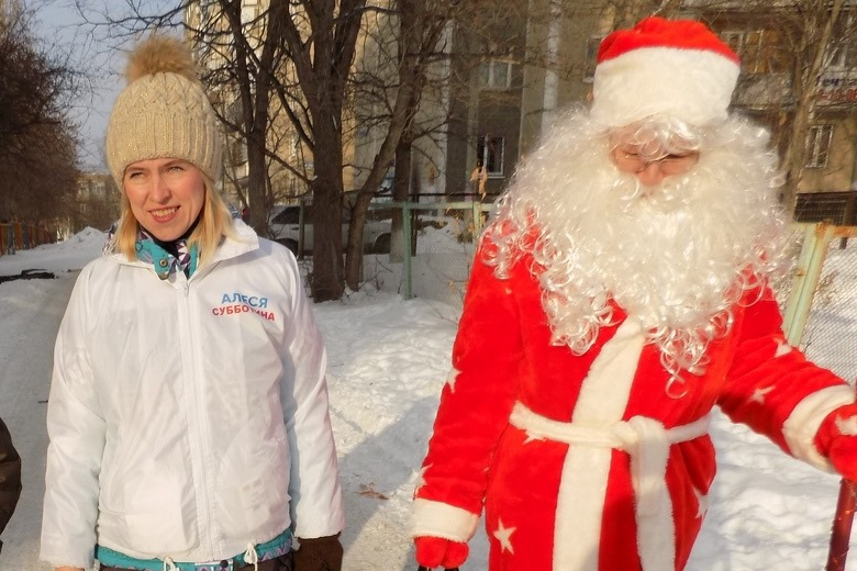 С учётом того, как настроено следствие, кажется, что фигурантке дела не помог бы даже Дед Мороз