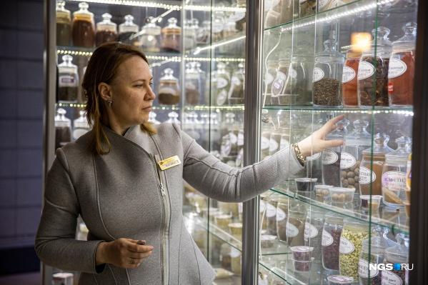 Марина Головина сначала открыла онлайн-магазин, а потом — несколько лавок в формате офлайн