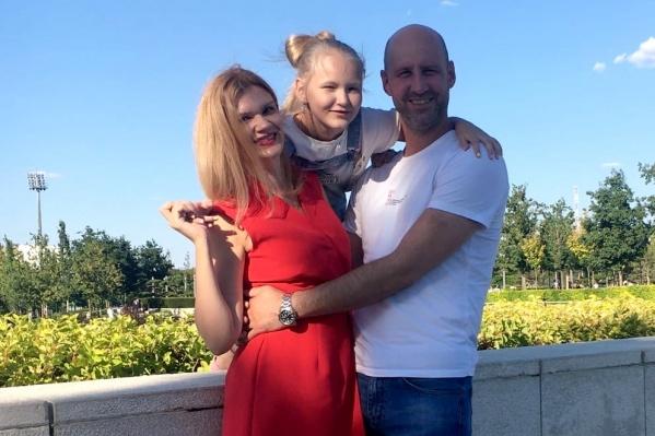 Снежана и её семья перебрались в Краснодар в 2018 году