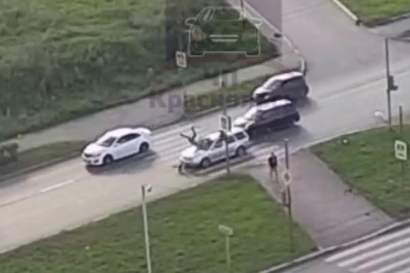 Водитель просто не заметил пешеходов