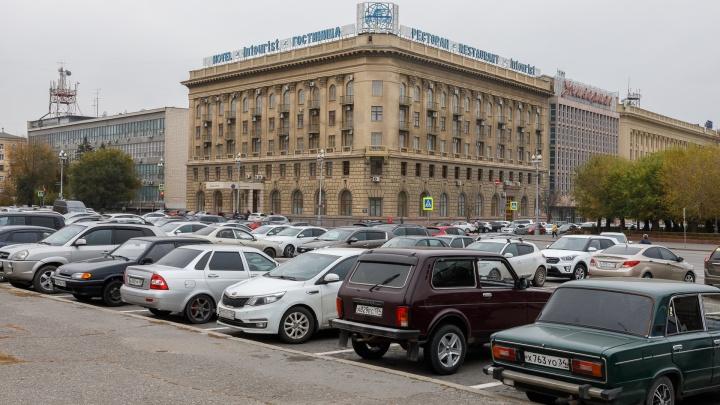 В Волгоградской области угнали 123 автомобиля