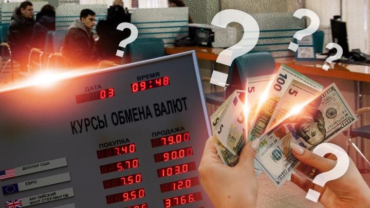 Скупить валюту перед Новым годом или повременить? Неожиданный прогноз тюменских финансистов