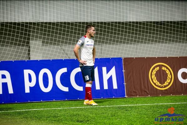 Руслан Гордиенко доволен итогами первой половины сезона