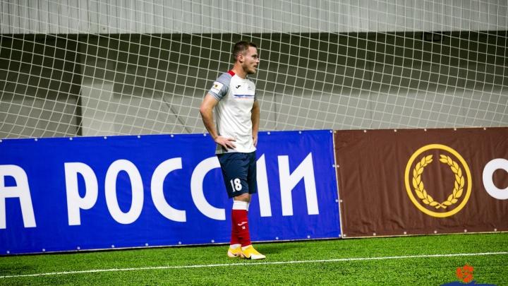 «Иртыш» обыграл брянское «Динамо», несмотря на незабитый пенальти