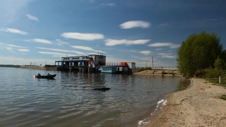 Канал, который усилит главный питьевой источник Челябинска, запустили в работу