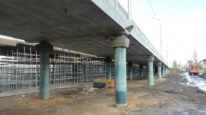 Губернатор подал заявление в полицию из-за срыва ремонта Добрынинского моста