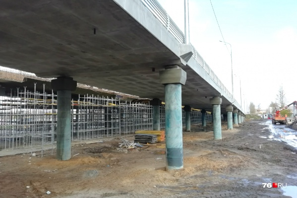 Ремонт путепровода стал самым громким провалом в ремонте дорог Ярославля за последние годы