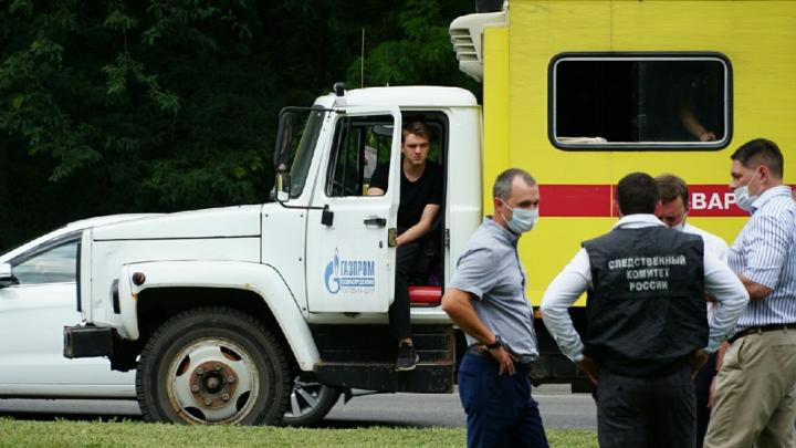 «Газпром» прокомментировал гибель трех сотрудников в Ростове
