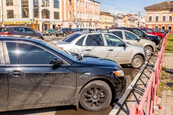 Центр Ярославля власти хотят сделать удобным в первую очередь для пешеходов