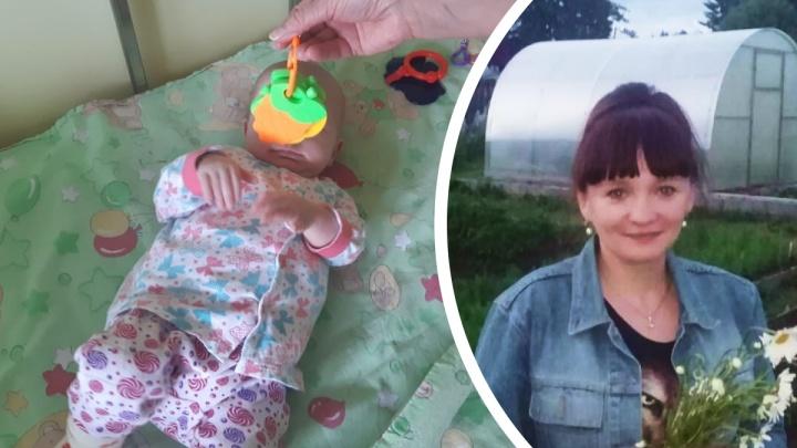 Экспертиза ДНК установила, кто настоящая мать девочки из Карпинска, найденной в шкафу
