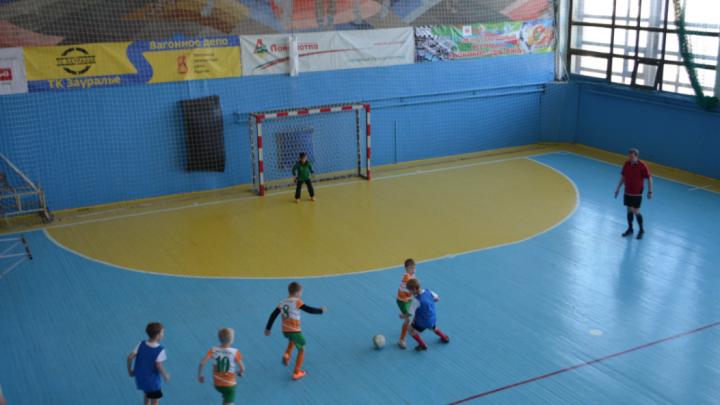 В Кургане реорганизовывают спортивную школу в Заозёрном