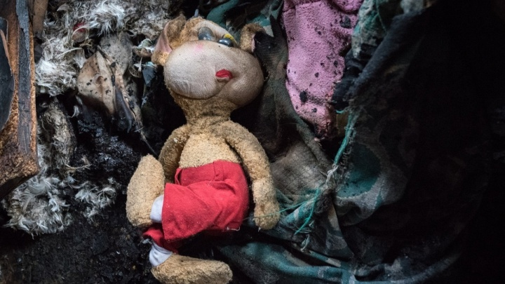 «Был дома один»: в Волгограде в горящем доме погиб четырёхлетний ребёнок