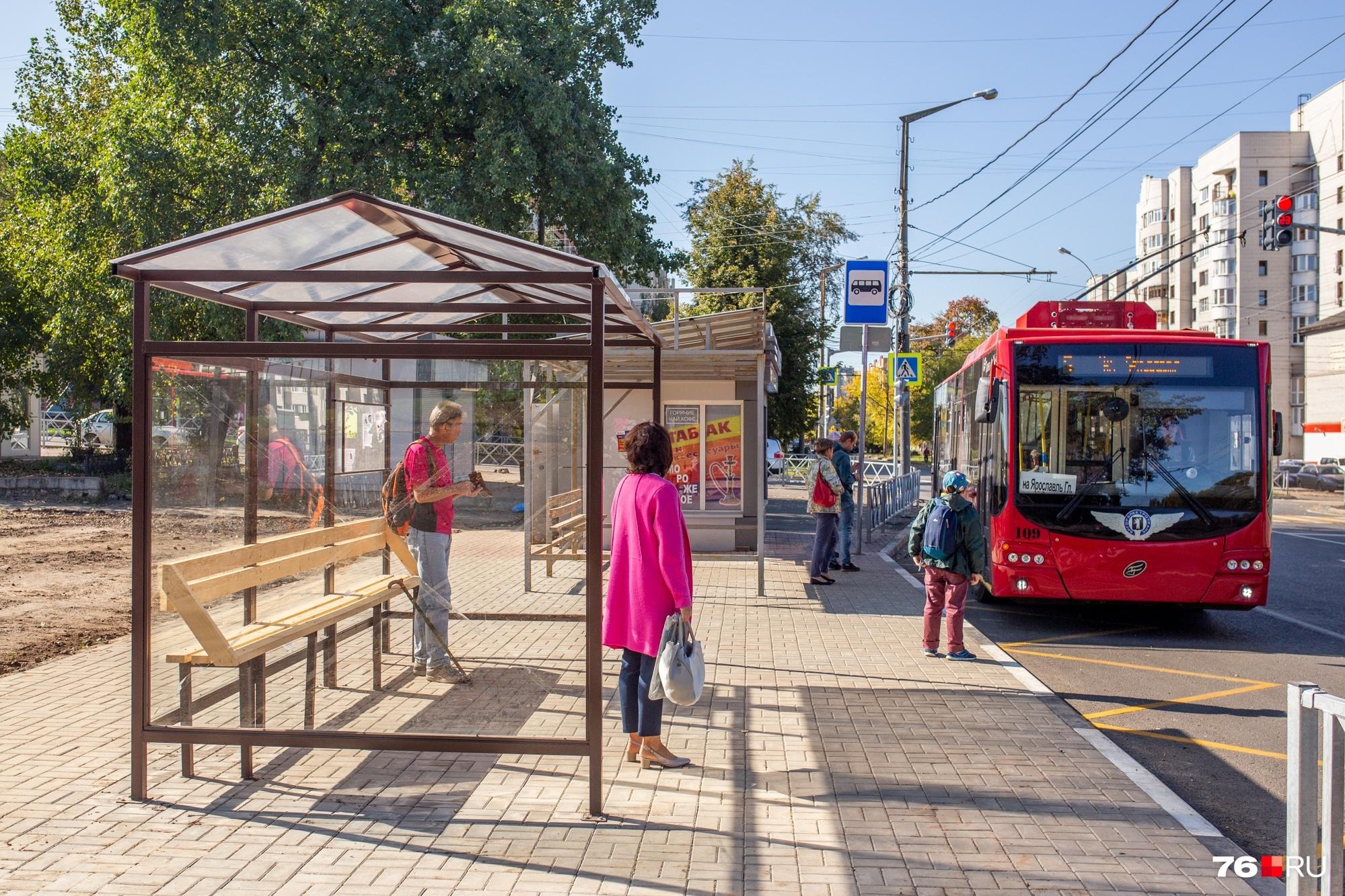 На брагинские направления планируют закупать новые троллейбусыс возможностью автономного хода за 22–23 миллиона рублей