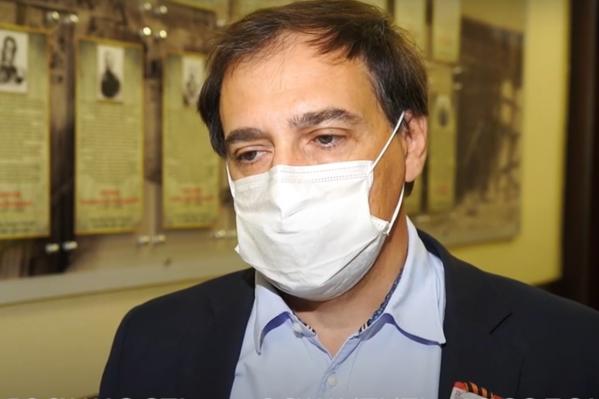 Алексей Цигельник объяснил, что чем больше заболевших коронавирусом, тем больше умерших