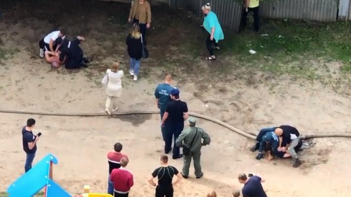 «Прекрати тушить ментов»: как накажут ярославцев, мешавших спасателям работать на пожаре