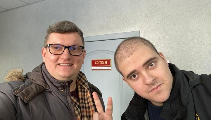Программиста Литреева, которого задержали в Екатеринбурге с экстези, отпустили из-под домашнего ареста