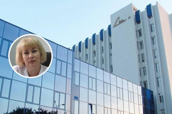 Ольга Горбанева проработала в медсфере больше 30 лет