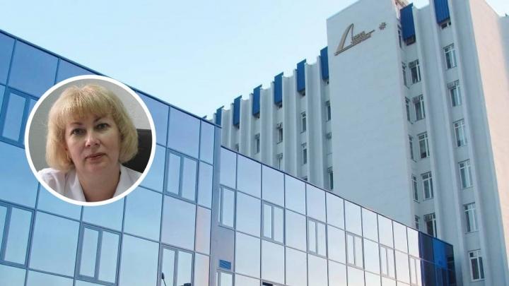 В Ростове умерла заместитель главврача областного реабилитационного центра