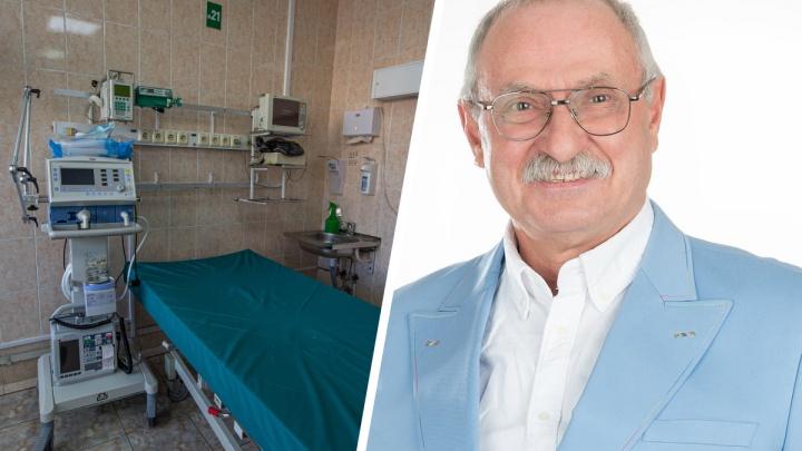 В Новосибирске от коронавируса умер известный галерист Аркадий Пасман