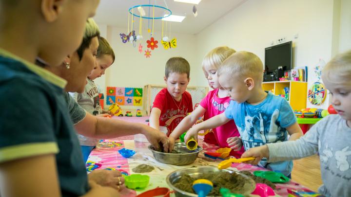 Чиновники пообещали поддержать частные детские сады