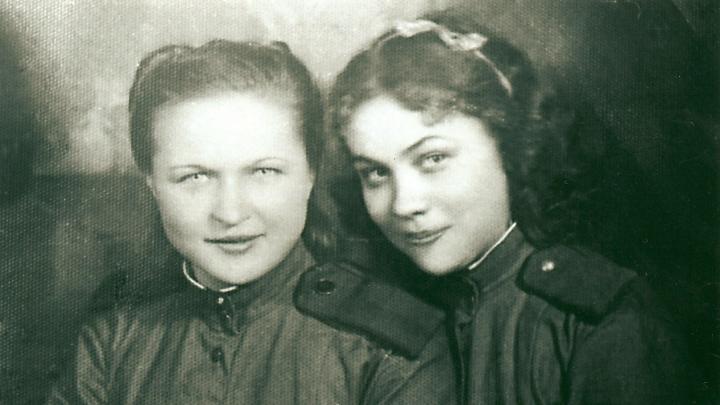 Фронтовой инстаграм: «Из пяти подружек-сирот одна она вернулась с войны живой»