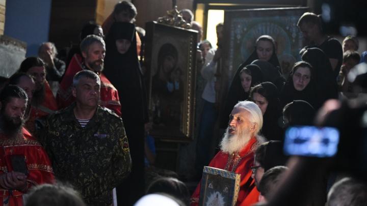 У отца Сергия еще есть шанс остаться в РПЦ