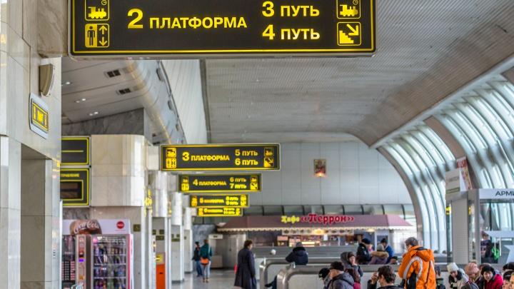 В Самаре отменили поезда до Москвы и Адлера из-за коронавируса