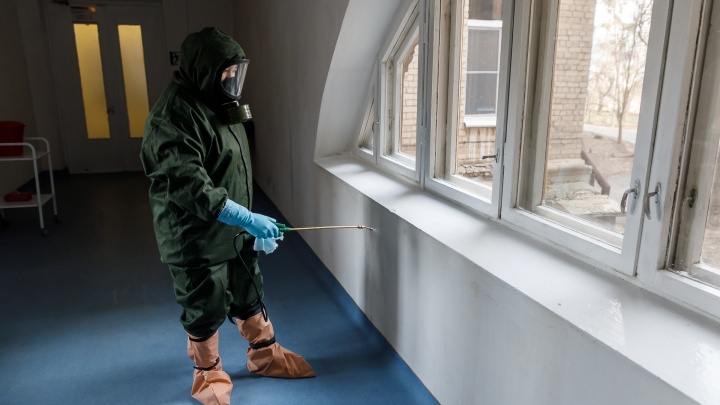 «Оборудование и кислород убирать не будут»: Волгограду вернут «чистую» от коронавируса больницу