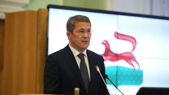 Глава Башкирии Радий Хабиров призвал дорожников следить за ситуацией на дорогах