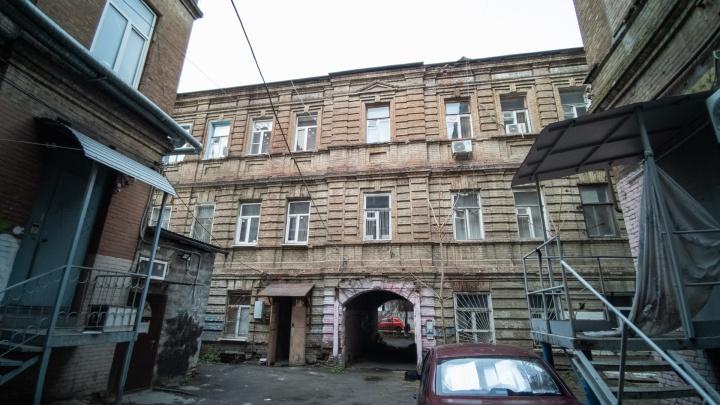 В Ростове прокуратура нашла нарушения при расселении дома, в подвал которого провалились пенсионерки