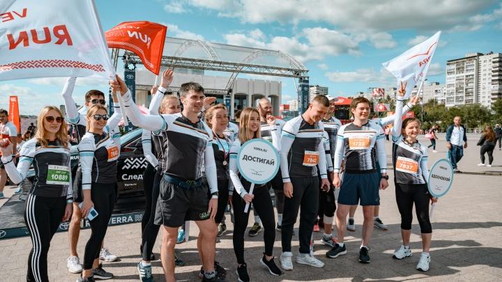 Возможность проверить характер: спортсмены VERRA поделились впечатлениями от участия в марафоне