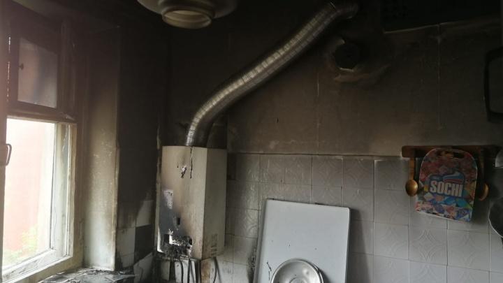 В Волгограде неисправный газовый котел едва не убил пенсионерку