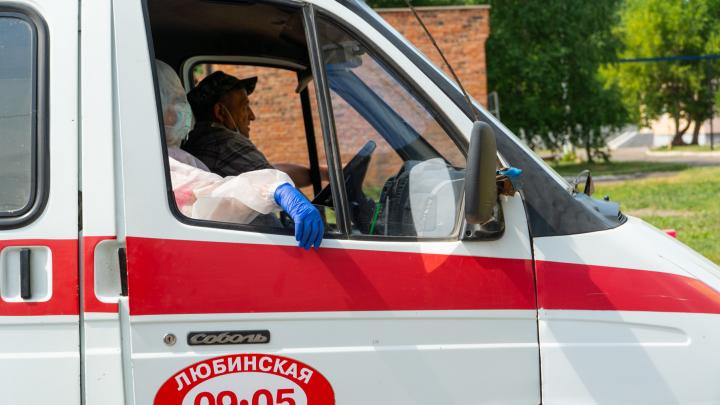 В Омской области скончались четыре пациента с COVID-19