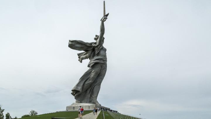 «Важно сохранить для поколений»: министр культуры РФ открыла «Родину-мать» после реставрации