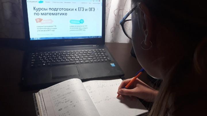 Дистанционное обучение в Самарской области продлили еще на две недели